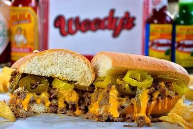Woody's Cheesesteaks