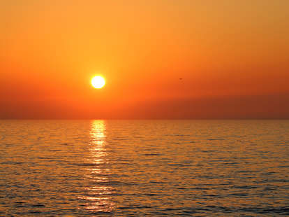 climate change, rising seas, warming ocean