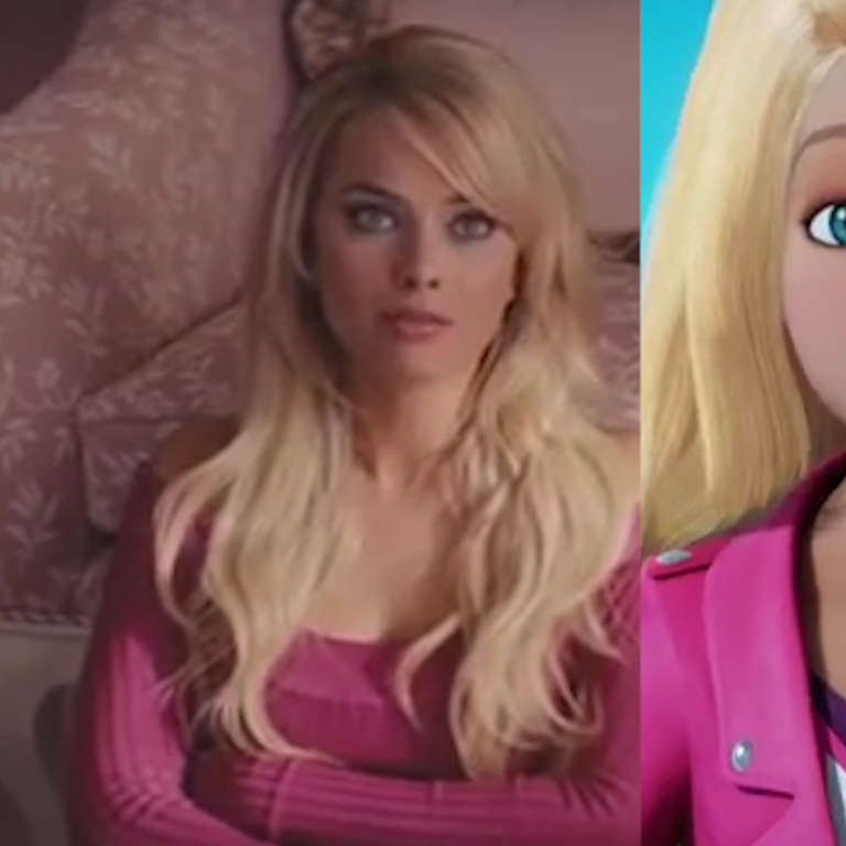 Margot Robbie Will Star & Co-Produce The Live-Action
