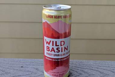 Lemon Agave Hibiscus Wild Basin