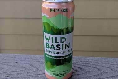 Melon Basil Wild Basin