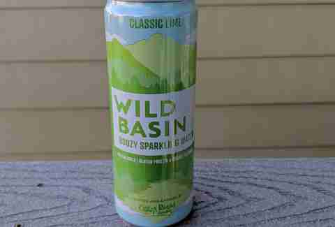 Classic Lime Wild Basin