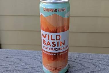 Cucumber peach Wild Basin