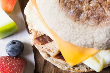 Egg White Grill