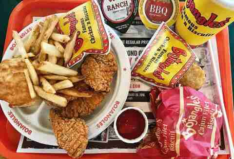 Best Southern Fast Food And Chain Restaurants Only In The South