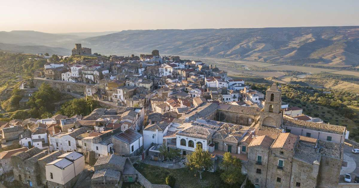 You Can Spend 3 Months Living in This Remote Italian Village for Free