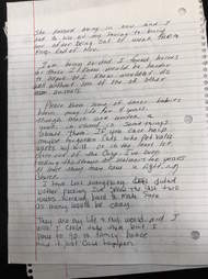 Cats left by Pet Valu with desperate note