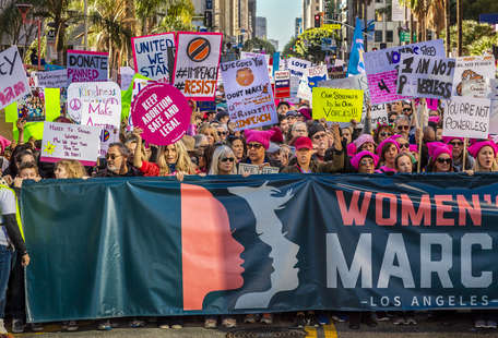 Everything You Need to Know About the Women's March in LA This Weekend