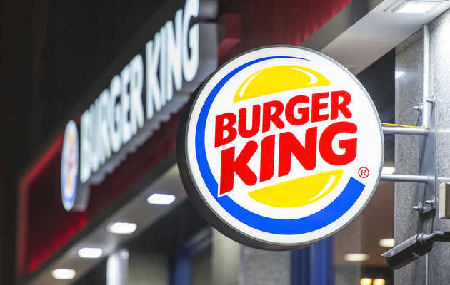 Burger King Took a Break From Fighting Wendy's to Make Fun of the President