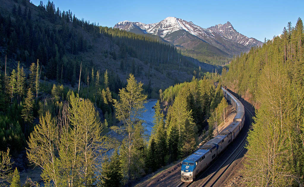 Amtrak Is Giving Away Free Trips on Its Most Scenic Routes