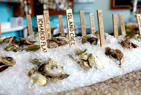Eventide Oyster Co., Portland