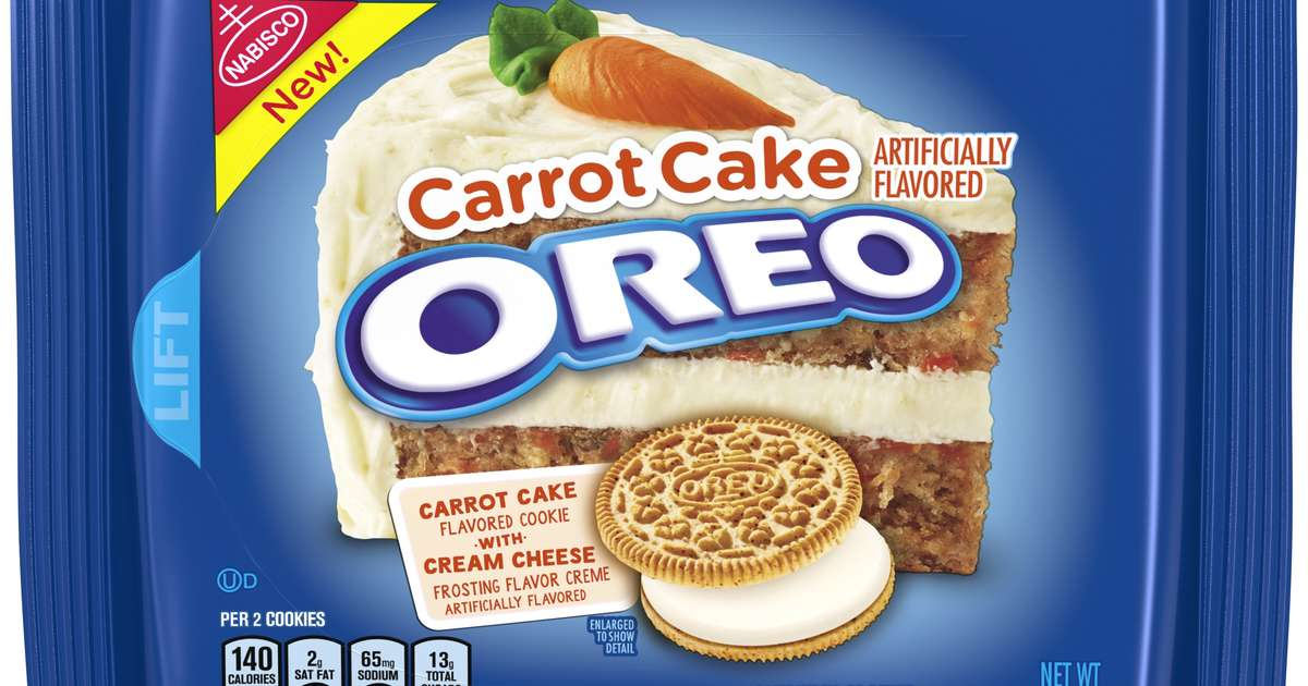 We Tried 4 New Oreo Flavors, Including Carrot Cake