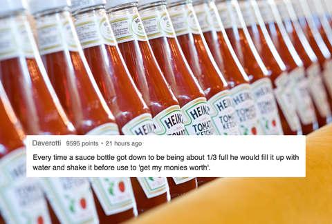 Reddit Thread Reveals Weird Eating Habits - Thrillist