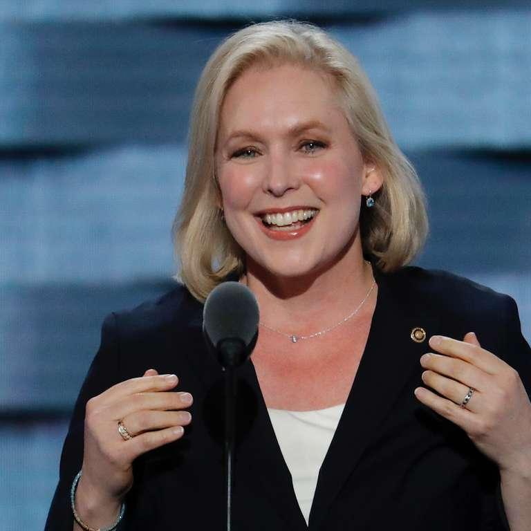 Kirsten Gillibrand Announces 2020 Run for President