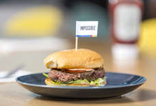 Does the New Impossible Burger Actually Taste Like Real Meat? We Found Out.