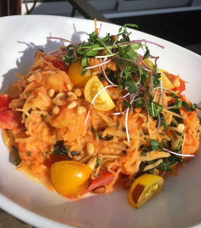 Leaf Vegetarian Restaurant -- Boulder, Colorado