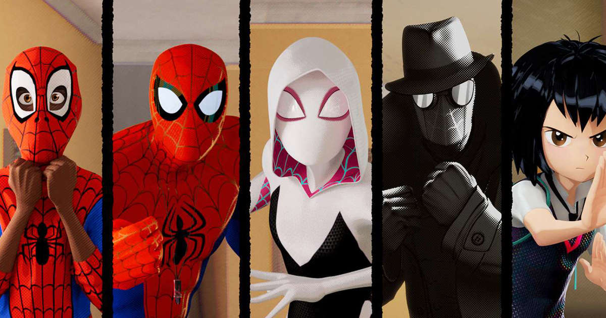 Spider-Man Into the Spider-Verse: Every Spider-Man Character