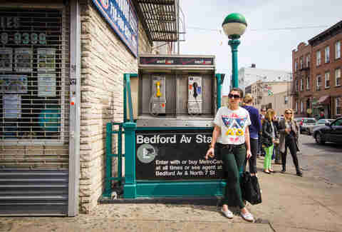 bedford ave l station