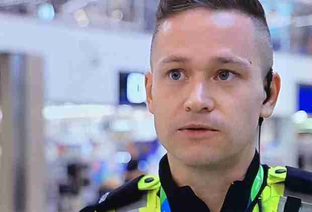 This Police Officer Has a Gloriously Awkward Name & Everyone's Making the Same Jokes