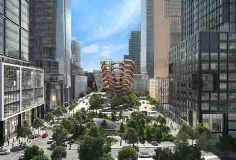 hudson yards nyc