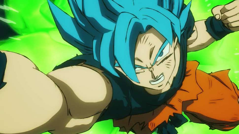 Dragon Ball Super Review The Box Office Hit Is Pure Fanservice