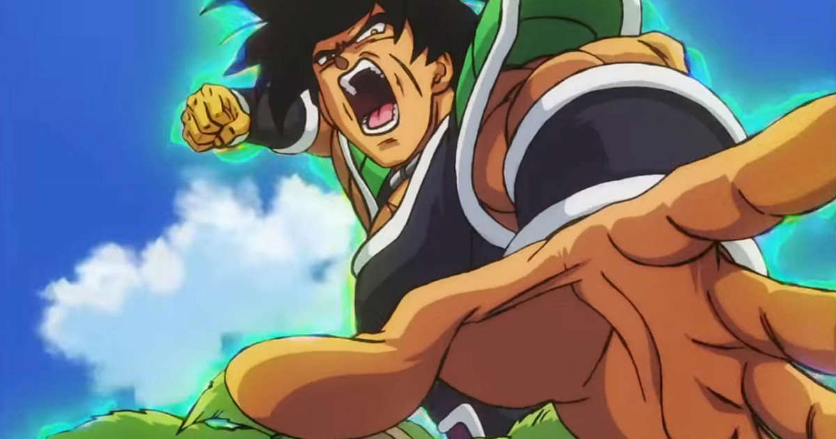 'Dragon Ball Super: Broly' Is Crushing the Box Office with Pure Fanservice