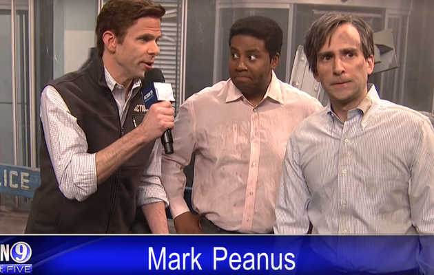 'SNL's Earthquake News Report Has Fun With Absurd and Unfortunate Names