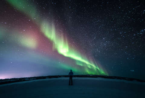 Northern Lights Tonight 2019: The Aurora May Be Visible in