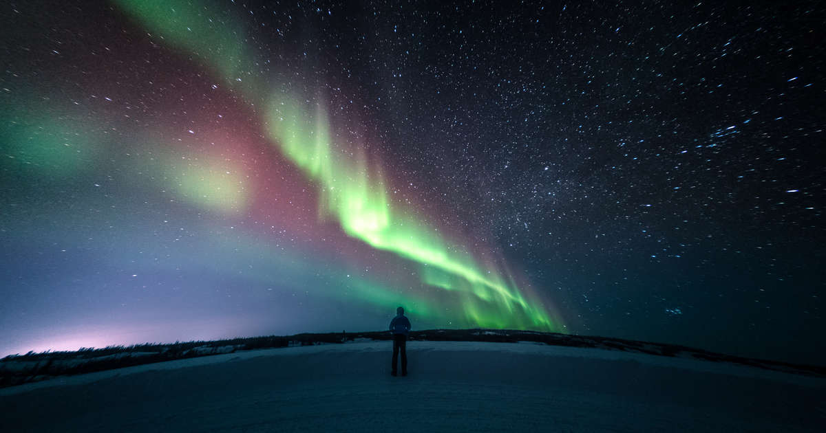 The Northern Lights Will Be Visible Over the U.S. Wednesday. Here's How to See It.