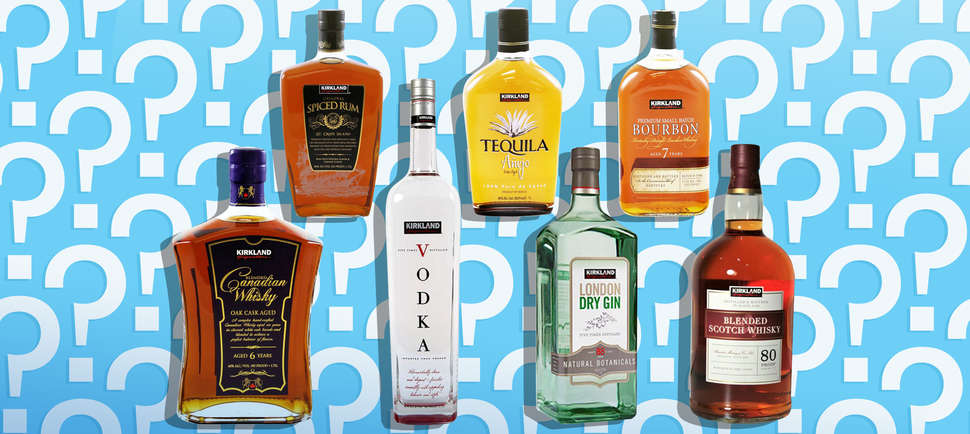 Which Companies Actually Make Costco's Kirkland-Brand Booze?