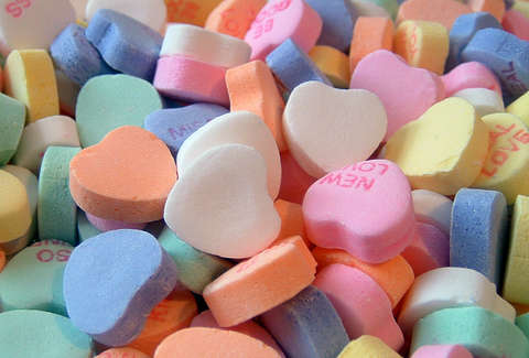 best Valentine's Day candy