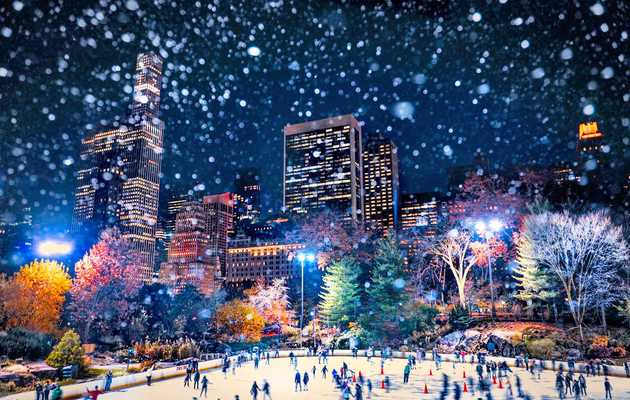 The Best Places to Go Ice Skating in NYC