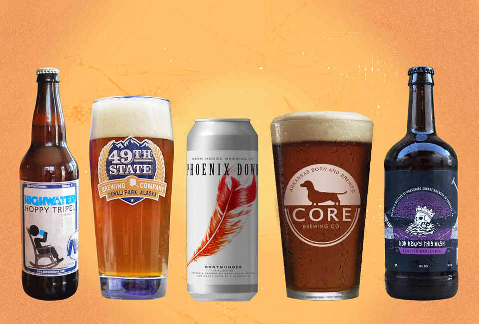 Most Underrated Breweries for Craft Beer in Every State in America