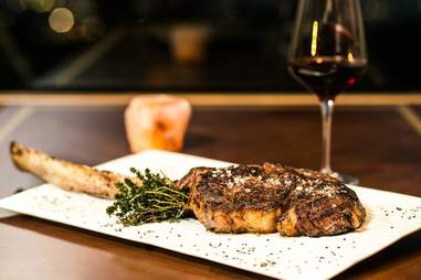 castaway burbank steak