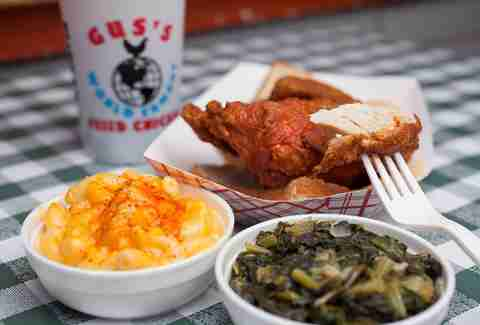 Gus's World Famous Fried Chicken Burbank