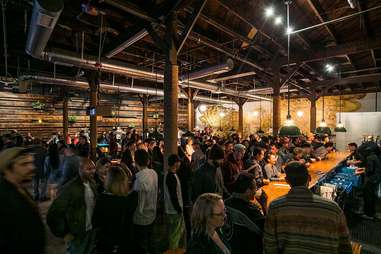 Boomtown Brewery LA