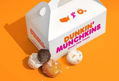 Dunkin Offering Box Of Munchkins For 2 All February Long