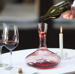 decanter for wine