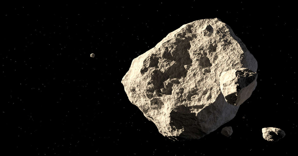 NASA Is Going to Knock an Asteroid Out of Orbit in First-Ever Planetary Defense Test