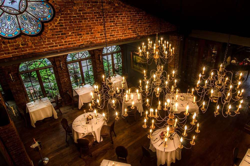 Most Romantic Restaurants In Nyc For A Perfect Date Night Thrillist