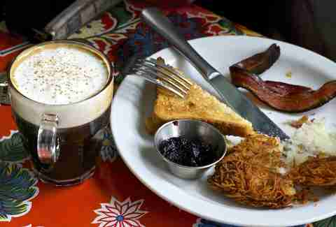 fort defiance irish coffee