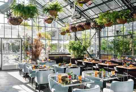 romantic restaurants in downtown los angeles