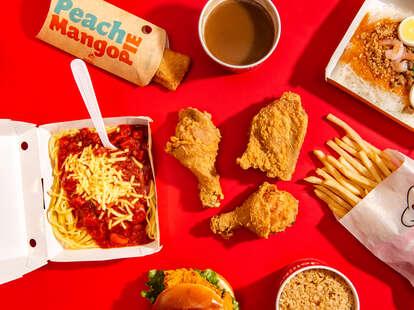 jollibee menu items ranking thrillist chicken joy chickenjoy peach mango pie fried chickens palabok fries spaghetti filipinx