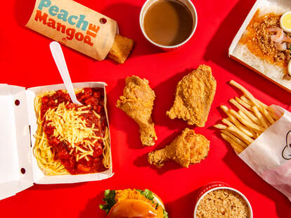 jollibee menu items ranking thrillist chicken joy chickenjoy peach mango pie