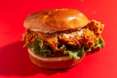 jollibee chicken sandwich