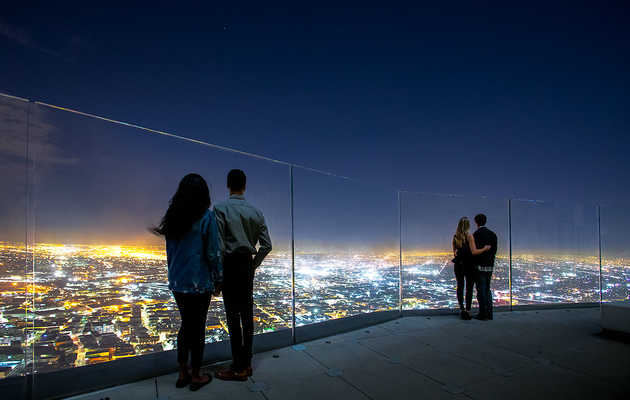OUE Skyspace Has You Covered for Every Type of Hang Out