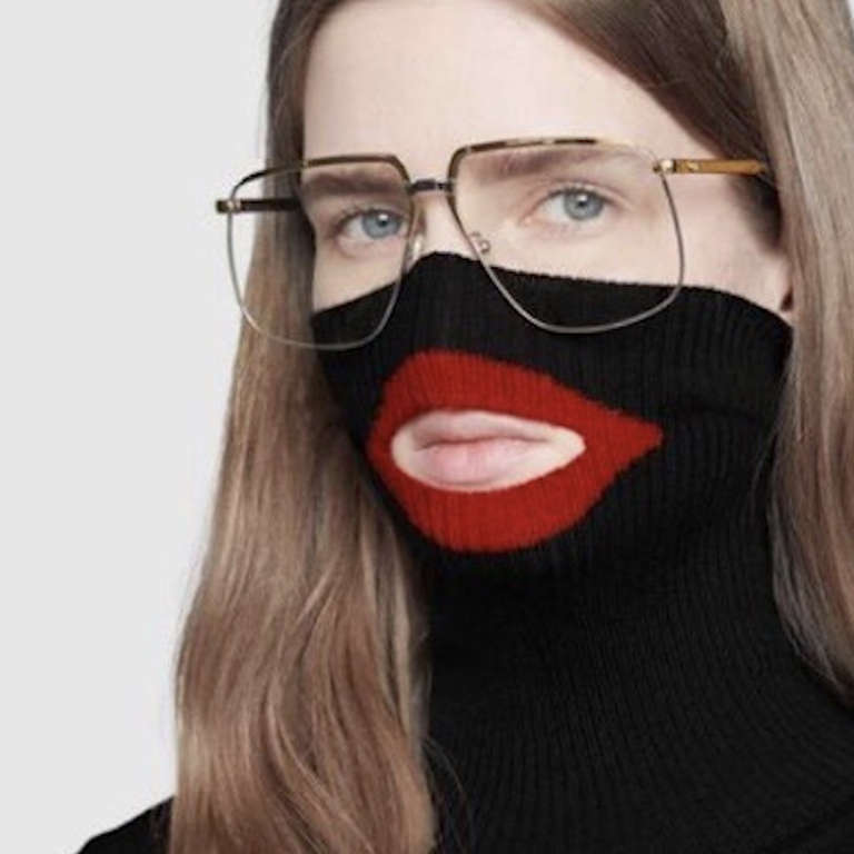 8e06965caa5 Gucci Sweater Gets Called Out For Blackface - NowThis