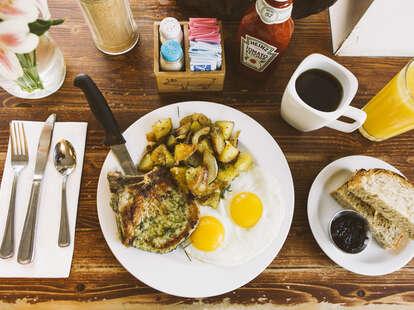 Matt's Big Breakfast