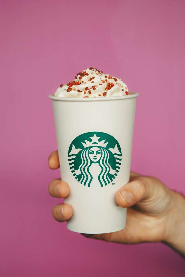 Starbucks Cherry Mocha