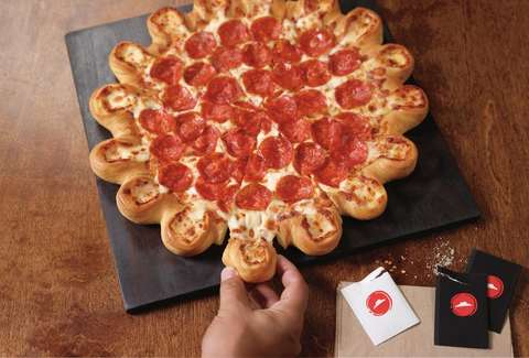 pizza hut ultimate cheesy crust